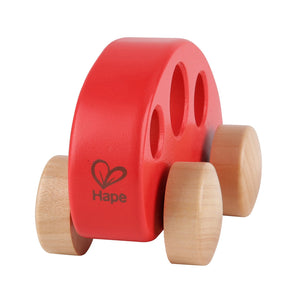 Hape Mini Van Red