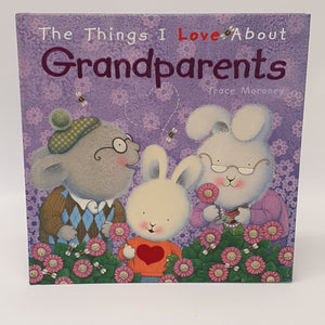 I Love About Grandparents