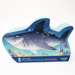 Croc Creek Shark Reef Puzzle