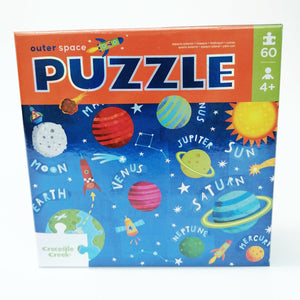 Croc Creek Outer Space Puzzle