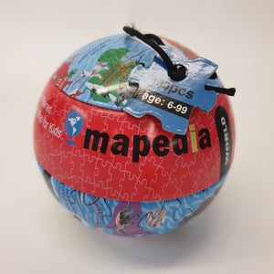 Mapedia World Map Puzzle
