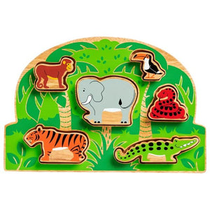 Shape Sorter Wild Animal