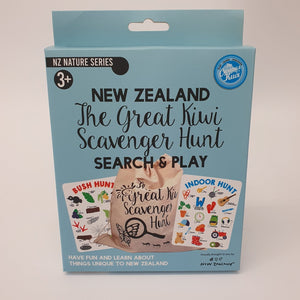 The Great NZ Scavenger Hunt