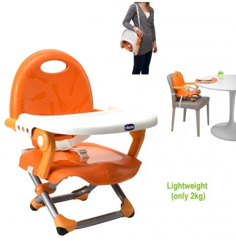 Pocket Snack Seat Orange