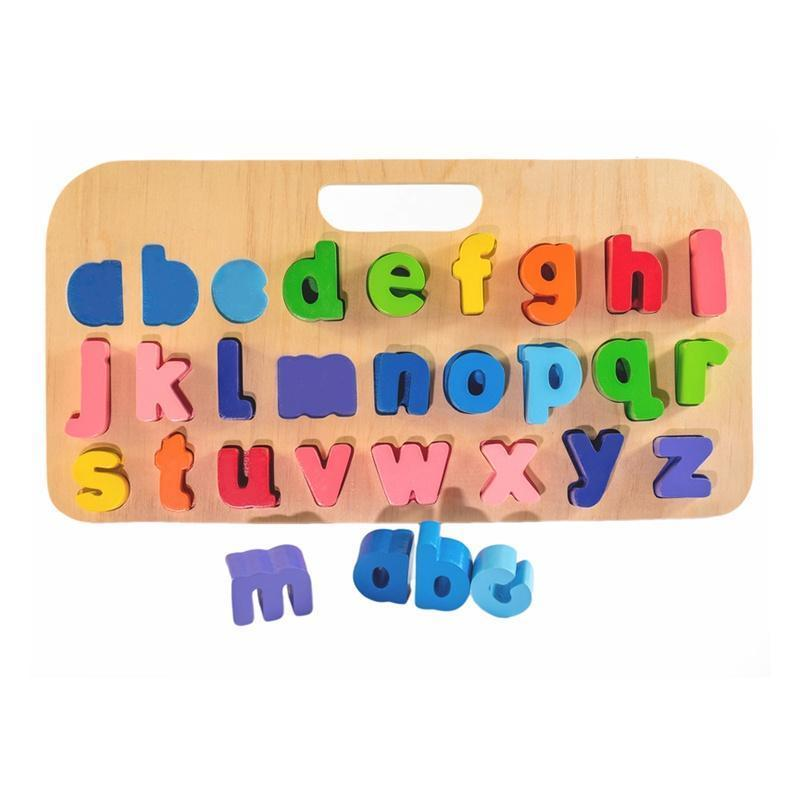 Carry Around Lowercase Letters