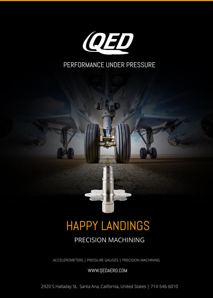 QED Aerospace | Precision Machining