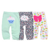 Baby Girls' 3 Pack Pants 1