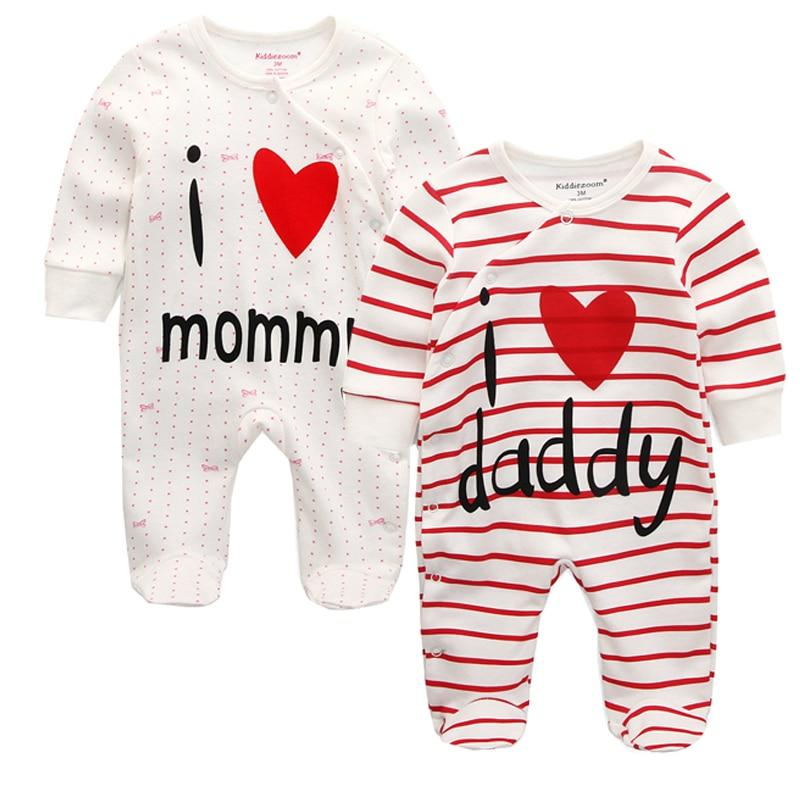 Footed One-Piece Sleep 'N Play for Baby