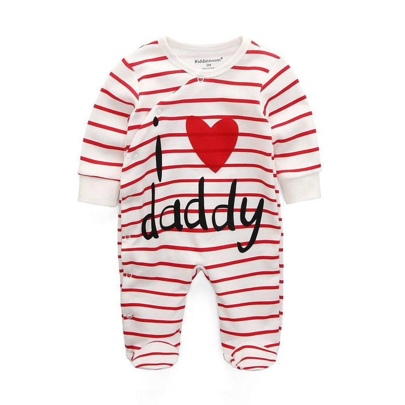 cute Footed onesie for Baby