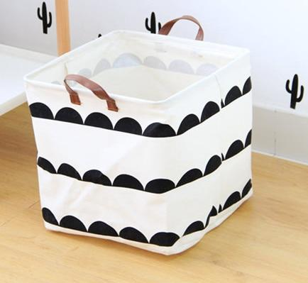 Playroom Toys Storage Baskets
