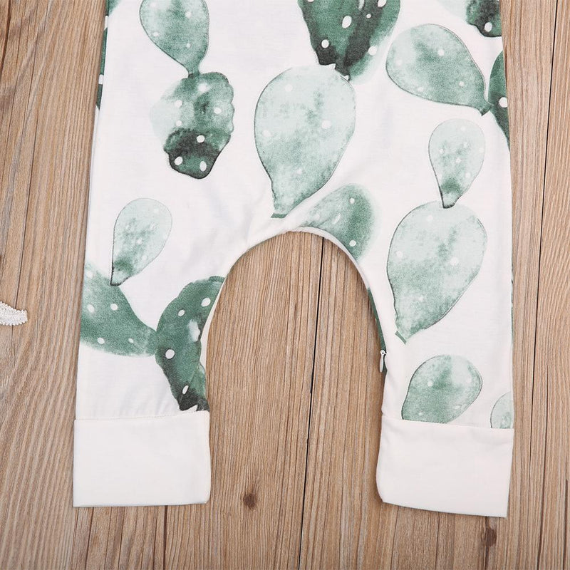Sleeveless Cactus Bodysuit For Baby, Infant & Toddler