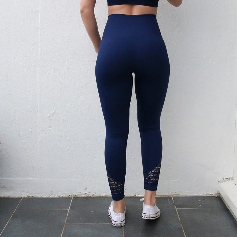 Women's Super Stretchy Athletic Seamless Yoga Pants