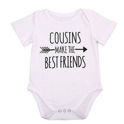 Baby's 'Cousins Make the Best Friends' Onesie