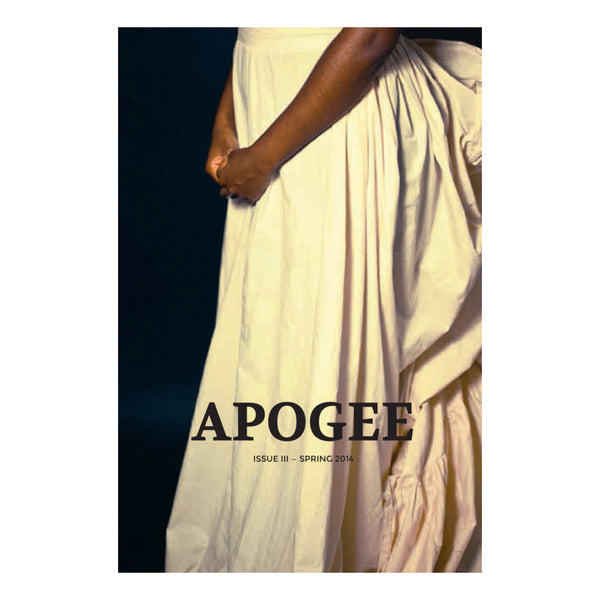 APOGEE | Issue 03