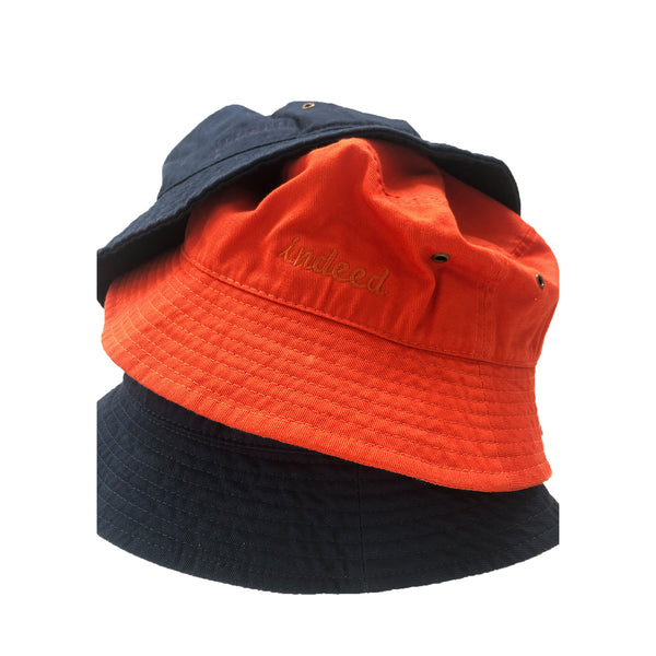 """Indeed"" Bucket Hat"