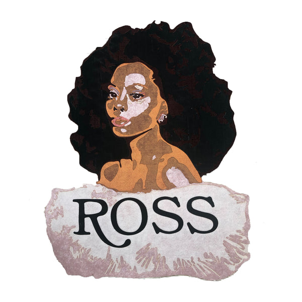 Diana Ross Patch