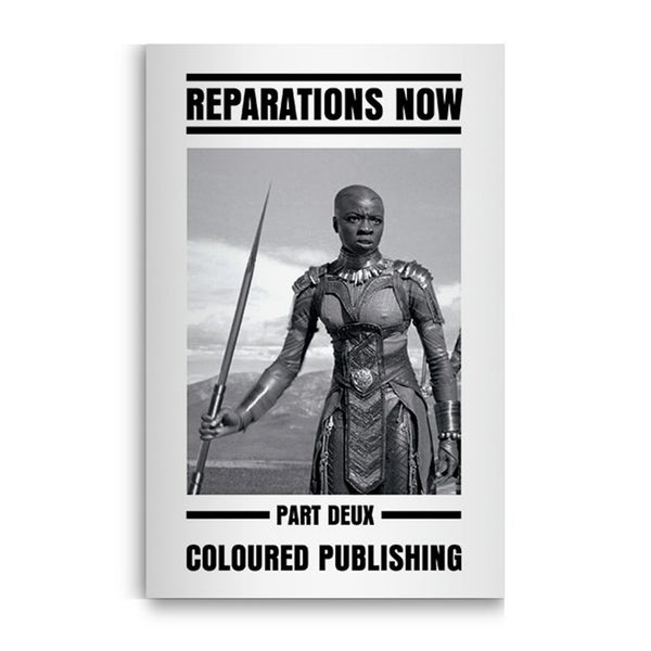 Reparations Now! Part Deux