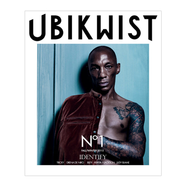 UBIKWIST Issue #1 | Identity