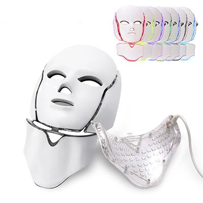 Light Therapy Facial Mask - RockyTrade.net