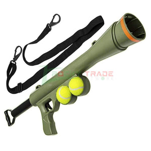 Bazooka Style Tennis Ball Launcher For Dogs (50% OFF!) - RockyTrade.net