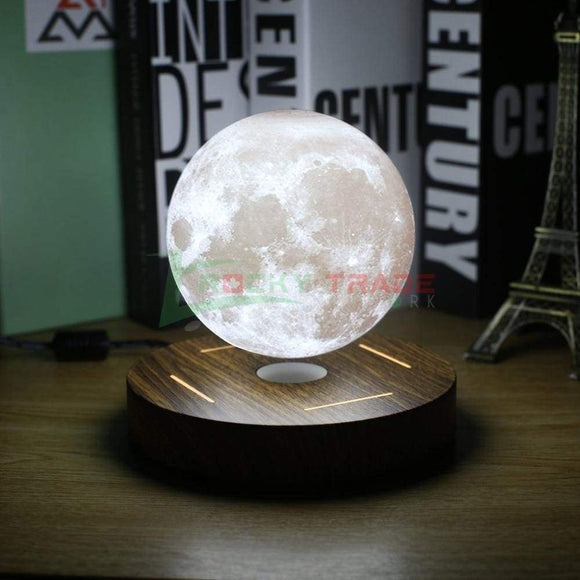 Levitating Moon Lamp - RockyTrade.net