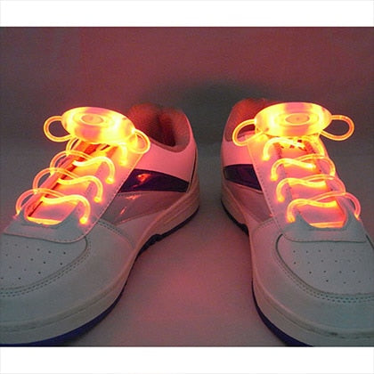 LED Shoelaces - Glowing Shoe Laces - RockyTrade.net