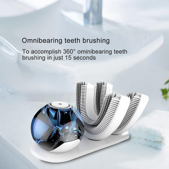 Intelligent Automatic Ultra-Sonic Toothbrush - RockyTrade.net