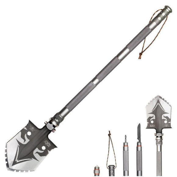 Almighty Eagle Multifunctional Survival Shovel - RockyTrade.net