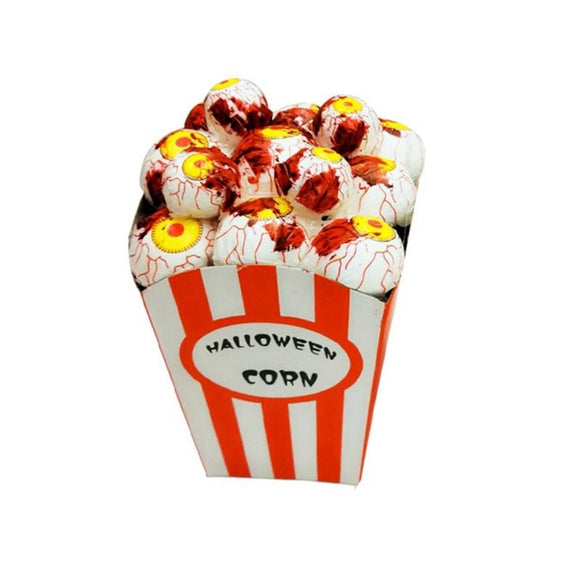 new Halloween Bloody Foam Eyes Popcorn Decoration Props Horror Scary party decoration - RockyTrade.net