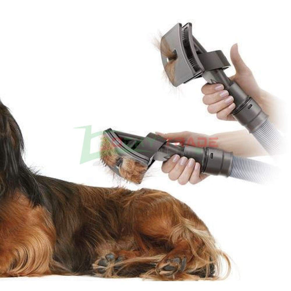 Vacuum Grooming Brush for Pets - RockyTrade.net