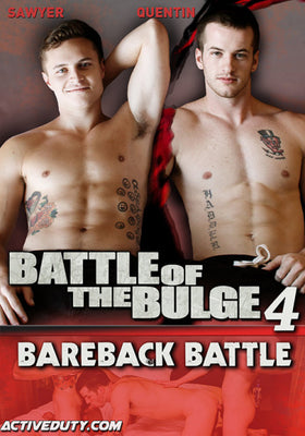 GAY DVD - Battle of the Bulge 4 - Active Duty