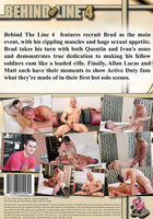 GAY DVD - Behind the Line 4 - Active Duty