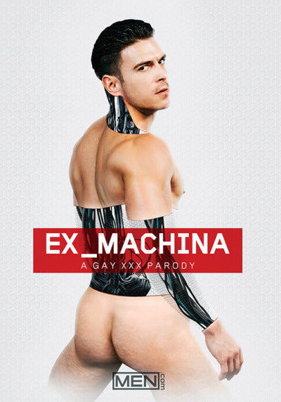 GAY DVD - Ex-Machina: A Gay XXX Parody - MEN