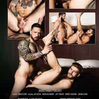GAY DVD - Punisher - BROMO Bareback