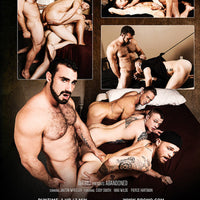 GAY DVD - Abandoned - BROMO Bareback