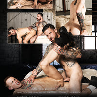 GAY DVD - Warehouse Chronicals - BROMO Bareback