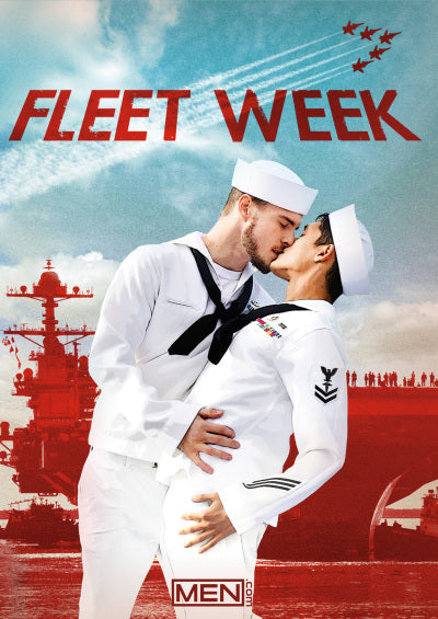 GAY DVD - Fleet Week - MEN