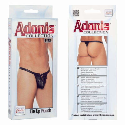 Adonis Tie Up Pouch Men's Thong