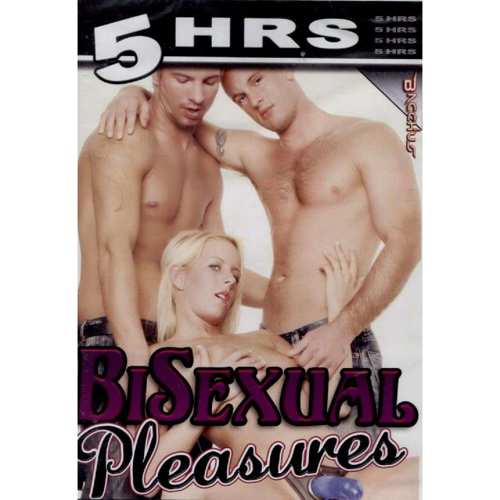 BI-MALE DVD - BiSexual Pleasures - 5 Hour