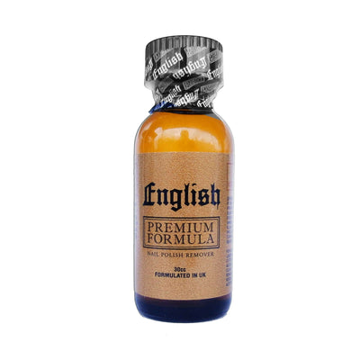 English GOLD Label Jumbo Size Nail Polish Remover - UPS Ground Shipments Only