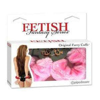 Fetish Fantasy Series Original Furry Cuffs