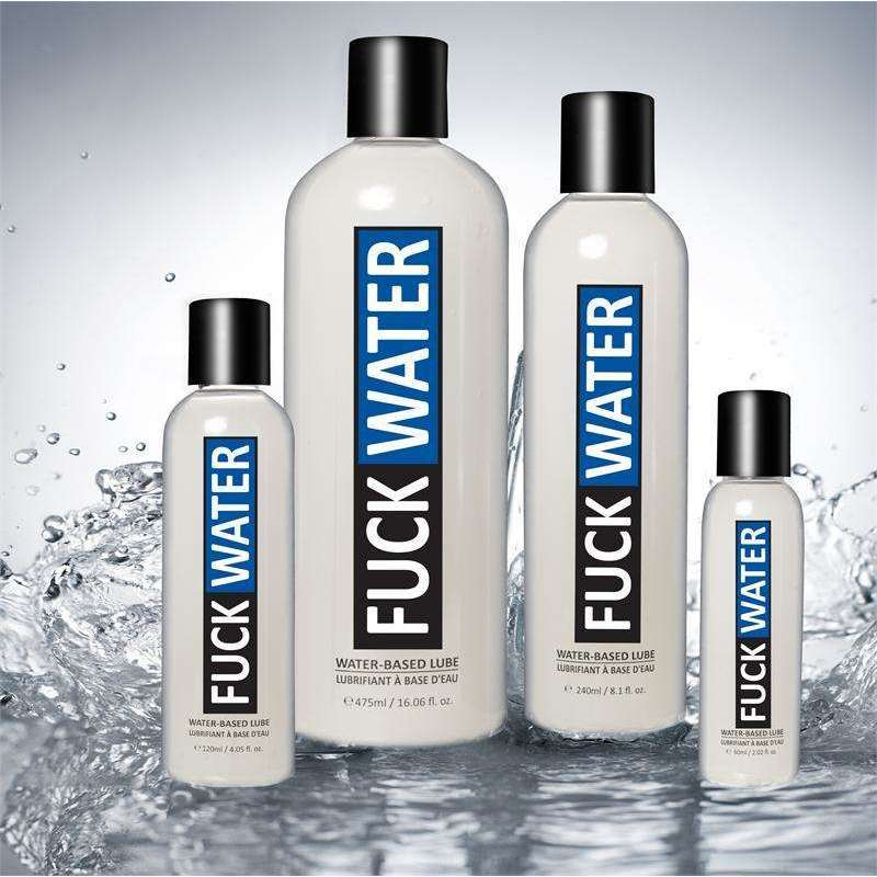 Fuck Water - Water Based Lube