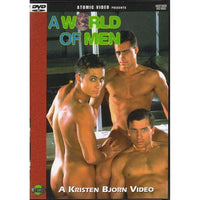 GAY DVD - A World Of Men - Kristen Bjorn