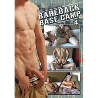 GAY DVD - Bareback Base Camp 4 - Active Duty
