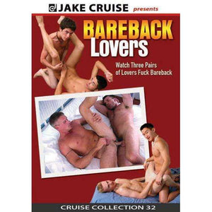 GAY DVD - Bareback Lovers - Jake Cruise
