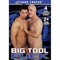 GAY DVD - Big Tool Fuck - Jake Cruise