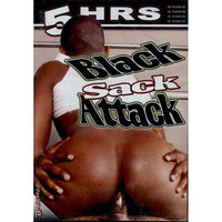 GAY DVD - Black Sack Attack - 5 Hour