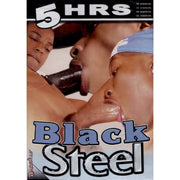 GAY DVD - Black Steel - 5 Hour