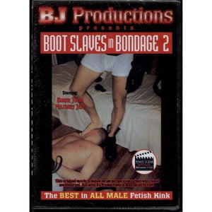 GAY DVD - Boot Slaves In Bondage 2 - Bob Jones Productions