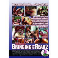 GAY DVD - Bringing Up The Rear 2 - Active Duty